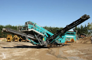Powerscreen Chieftain 1400 cribadora usada