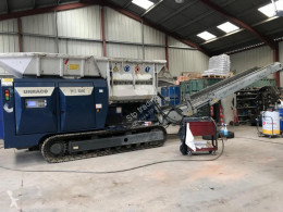 Trituración, reciclaje triturador de basura 75 DK BROYEUR BOIS ET SOUCHES