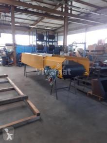 Trituración, reciclaje 650 cinta transportadora usado