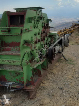 Hazemag D4400 used crusher