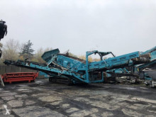 Powerscreen Warrior 1800 Warrior 1800 used siever