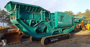Terex 900x600 used Screen crusher