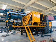 Fabo Brechanlage MCK-110 MOBILE CRUSHING & SCREENING PLANT | JAW+SECONDARY