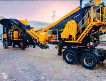 Fabo MTK-65 MOBILE CRUSHING PLANT FOR SAND PRODUCTION new crusher