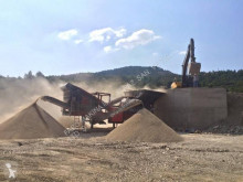 Fabo PRO-70 MOBILE CRUSHING & SCREENING PLANT FOR LIMESTONE drtič nový
