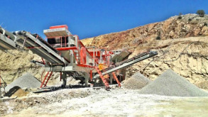 Fabo PRO-180 MOBILE CRUSHING & SCREENING PLANT | BIGGEST CAPACITY neue Brechanlage