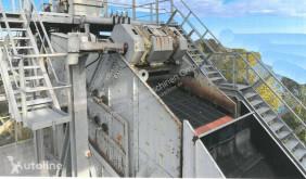 Krupp siever 3-Deck Siebmaschine 6,00 x 1,80 m