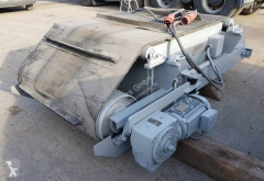 Steinert Elektromagnet crushing, recycling used conveyor