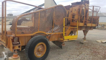 Dragon Machinery MRG80 used crusher