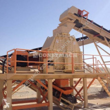 Concasare, reciclare concasare Constmach 120 TPH CAPACITY TERTIARY IMPACT CRUSHER – CTC - 1210
