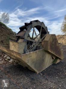 Bergeaud 600 used bucket-wheel/sand washing machine