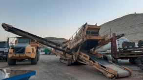 Breken, recyclen Terex FINLAY 663 SUPERTRAK tweedehands zeefmachines