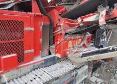 Terex Finlay粉碎机、回收机 683 筛分 二手