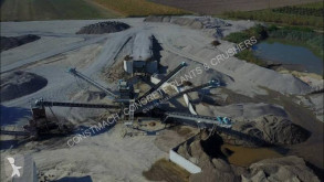 Constmach STATIONARY TYPE GRAVEL SCREENING AND WASHING PLANT new bucket-wheel/sand washing machine