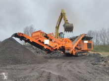Rockster R900 used crusher