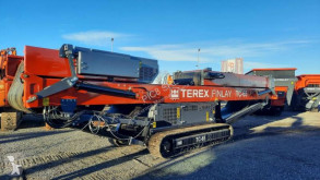 Terex Finlay TC65 crushing, recycling new conveyor