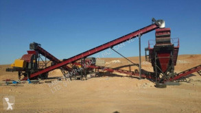 Concasare, reciclare concasare Fabo STATIONARY TYPE 100-150 T/H CRUSHING & SCREENING PLANT