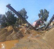 Trituración, reciclaje trituradora Fabo STATIONARY TYPE 100-180 T/H CRUSHING & SCREENING PLANT