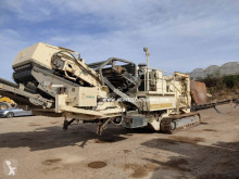 Metso Lokotrack LT 1213S used Screen crusher