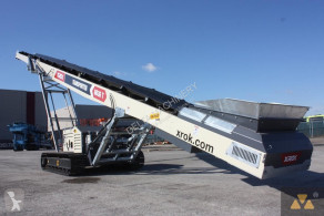 Transporter 6036T crushing, recycling new conveyor