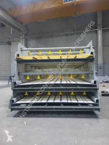 Trituración, reciclaje cribadora Constmach VIBRATING SCREEN WITH WASHING SYSTEM ON ALL DECKS! CALL NOW