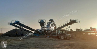 Constmach SCREENING PLANT WITH VIBRATING SCREEN WITH WASHING SYSTEM 筛洗轮/洗砂机 新车