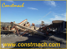 筛式碎石机 Constmach 500-600 tph CAPACITY CRUSHING PLANT FOR LIMESTONE AND BASALT