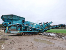 Powerscreen Warrior 1800 used waste shredder