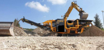 Tesab Screen crusher Roco R9 electrique