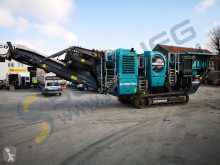 Powerscreen Metrotrak used crusher