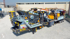 Fabo 粉碎机、回收机 MCK-60 MOBILE CRUSHING & SCREENING PLANT FOR HARDSTONE 碎石设备 二手