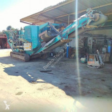 Terex Pegson XH 250 used crusher