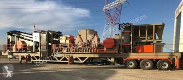 粉碎机、回收机 碎石设备 Constmach Usine de concassage mobile de 60 à 80 tph