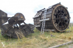 STM bucket-wheel/sand washing machine Zellrad Walzenbelüfter
