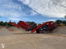 Sandvik QI 341 SDHS used Screen crusher