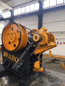Fabo CLK-90 SERIES 120-180 TPH PRIMARY JAW CRUSHER stenkross ny