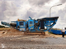 Concassage, recyclage Terex Pegson Eurotrak Backenbrecher occasion
