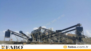 Concasseur Fabo STATIONARY TYPE 500 T/H CRUSHING & SCREENING PLANT