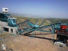 Trituración, reciclaje trituradora Fabo STATIONARY TYPE 400-500 T/H HARDSTONE CRUSHING & SCREENING PLANT