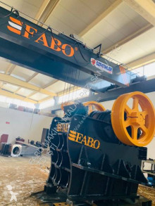 Trituración, reciclaje trituradora Fabo CLK-140 | 320-600 TPH PRIMARY JAW CRUSHER