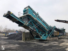 Powerscreen Chieftain 2100X cribadora usado