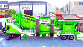 Fabo Brecher ME 1645 SERIES INSTALLATION DE CRIBLAGE DE SABLE MOBILE