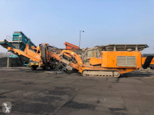 Kruszarka Rockster R900 with screening system RS83 and return belt RB75