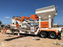 Roda lavadora/lavadora de areia Constmach Mobile Screening and Washing Plant