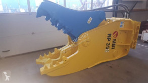 Mantovanibenne crusher RP-35 | 3700KG | 35 ~ 45 TON | Rotating crusher