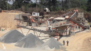 Concasseur Constmach Stationary Crushing and Screening Plant