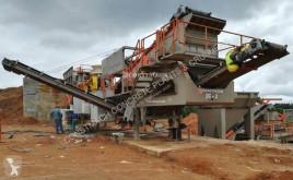 Trituración, reciclaje Constmach Usine de concassage mobile de granit de 60 à 80 tph trituradora nuevo