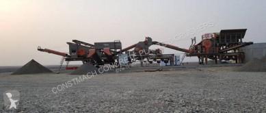 Trituración, reciclaje trituradora Constmach Concasseurs Mobiles à Mâchoires et à Percussion - JS-3