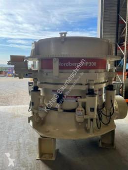 Trituración, reciclaje trituradora Nordberg HP 300