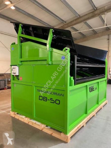 Breken, recyclen DB Engineering DB 50 nieuw zeefmachines